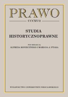 Prejudykaty prawa kościelnego biskupa Wacława z 1415 roku