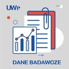 Informacja na temat projektu badawczego, w ramach którego zostały wytworzone dane, autorach i właścicielach praw do danych, metodologii pozyskiwania danych oraz książka kodowa zawierająca informacje o zmiennych wchodzących w skład zbioru danych