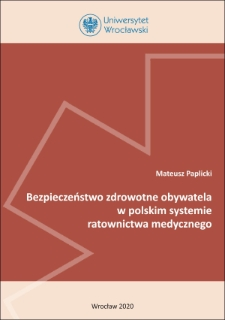 Health safety in the Polish emergency medical system