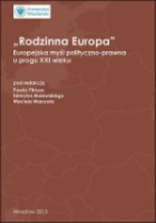 Europejska tradycja myśli Tomaszowej