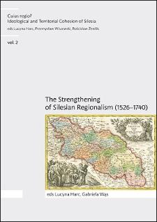 Die Region Schlesien (1618–1740). Die sozialen Gruppierungen und ihre Bedeutung für die Identität des Landes