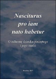 Nie tędy panie i panowie badacze! : o zapomnianej bibliografii prac Jacka Mazurkiewicza poświęconych ochronie dziecka poczętego i jego matki