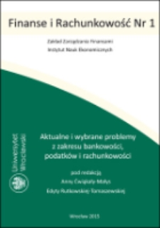 Nadwykonania podmiotów leczniczych w ramach realizacji kontraktów zawartych z NFZ – problematyka związana z opodatkowaniem podatkiem dochodowym