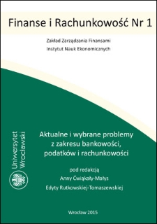 General anti-avoidance rule – the evolution of institution and contemporary tendencies in Poland