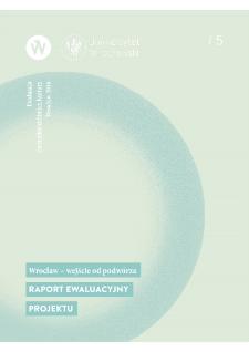 Wrocław. Backyard door. Evaluation report.