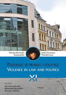 Formy i rodzaje przemocy