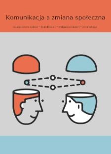 Komunikacja a zmiana społeczna. Wstęp