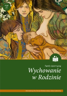 Problems of upbringing in relations between mothers and children as exemplified by contemporary Polish fiction