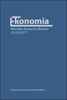 Wpływ współczesnego kryzysu ekonomicznego na stan finansów publicznych państw Grupy Wyszehradzkiej