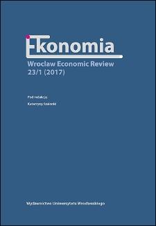Ekonomia — Wroclaw Economic Review - Wprowadzenie