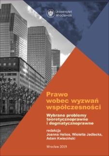 Rejestracja i ochrona domen internetowych a problemy prawne