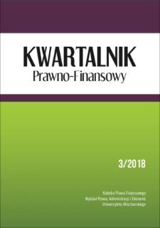 Glosa do wyroku NSA w Warszawie z dnia 19 maja 2017 r. (II GSK 2625/15)