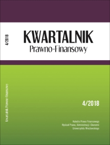 Fizjokratyczna teoria podatku i jej recepcja w polskiej myśli podatkowej