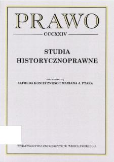 Odwołanie darowizny w polskim kodeksie zobowiązań z 1933 r.