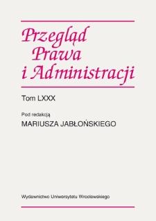 Wykładnia konkretyzująca Konstytucji a zasada równości w Brazylii i Polsce